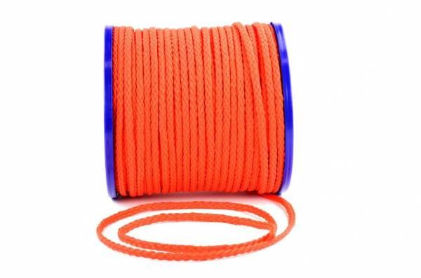 Ankerleine Festmacher Leine 50 m ∅8 mm orange schwimmfähig bild 1