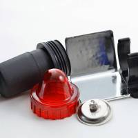 Backbord Notfall-Positionslicht Batteriebetrieb Bild 4