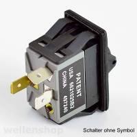 12V LED Kippschalter Bedienpanel Echolot Bild 4