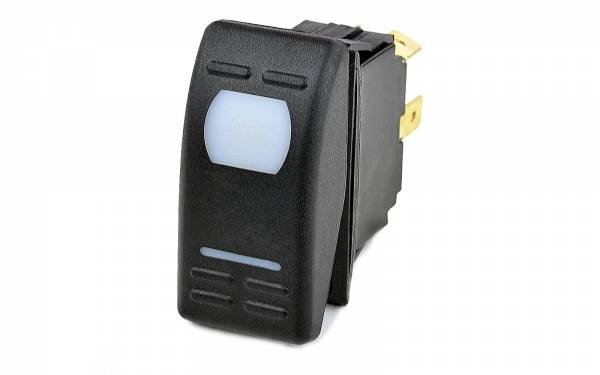 Tastschalter ON/OFF/ON 12 V LED Taster