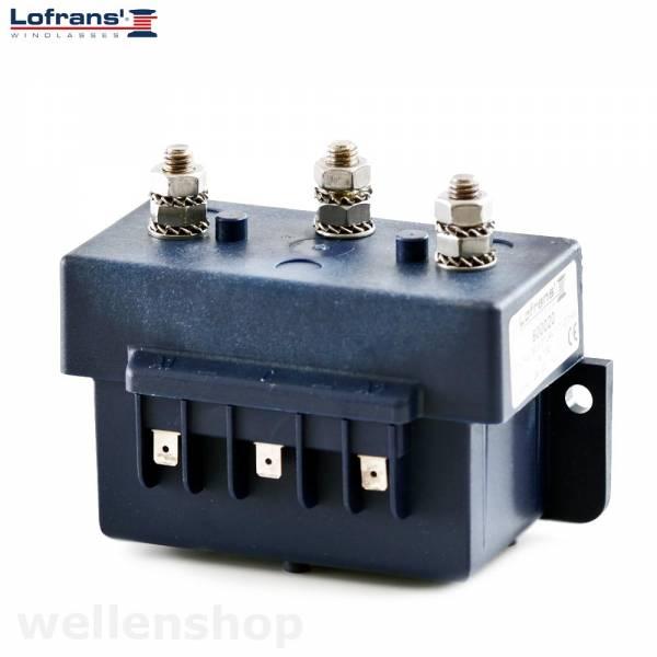 Lofrans Control Box Relaisbox 12 V 500 - 1700 W Steuerung Ankerwinde Bild 6