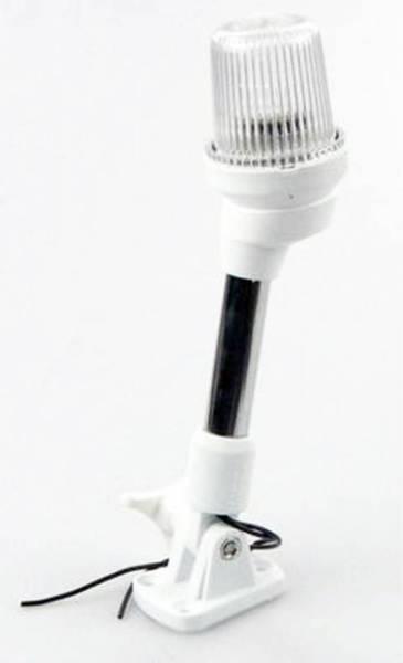 Positionslicht klappbar 10 Watt, 230 mm, Weiß