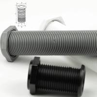 Durchführung Kabeldurchlass 65 mm Schwarz Bild 3