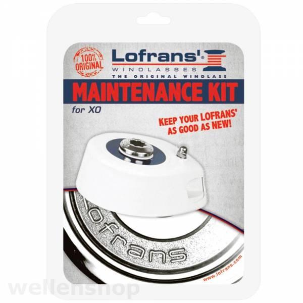 Lofrans X0 Ankerwinde Instandhaltungskit Bild 1