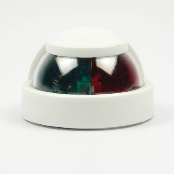12 Volt LED Zweifarben - Positionslicht, Weiß