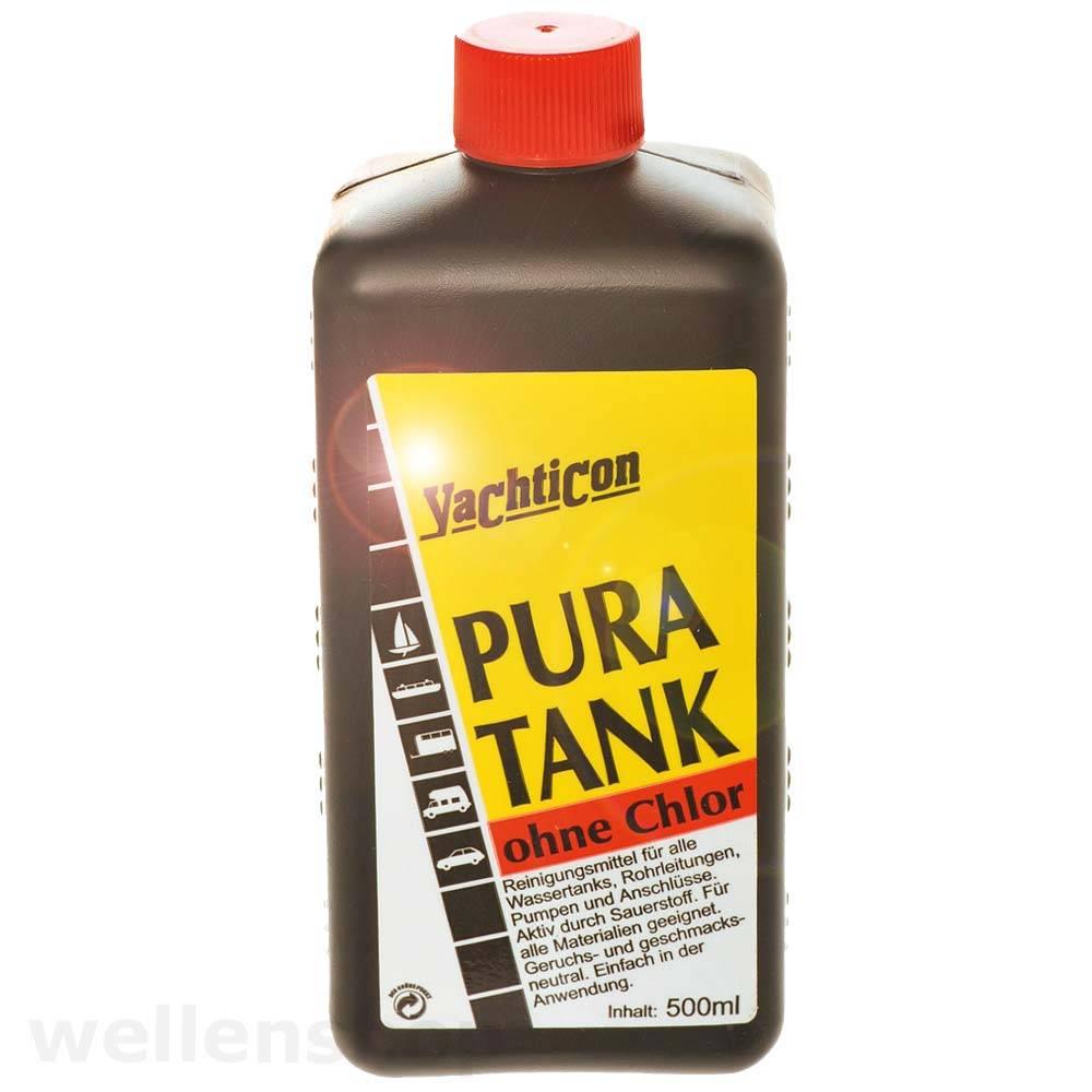 Yachticon pura tank ohne chlor 500 ml for Gartenpool ohne chlor