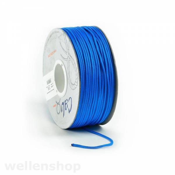 Surfleine Blau Ø4mm, Meterware Bild 1