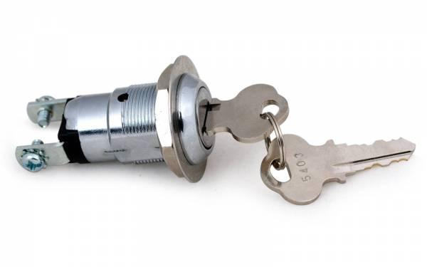 Schließzylinder mit Schalter Bild 1