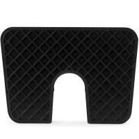 Heckschutzplatte für Außenborder 320 x 220 mm Kunststoff Schwarz Bild 2