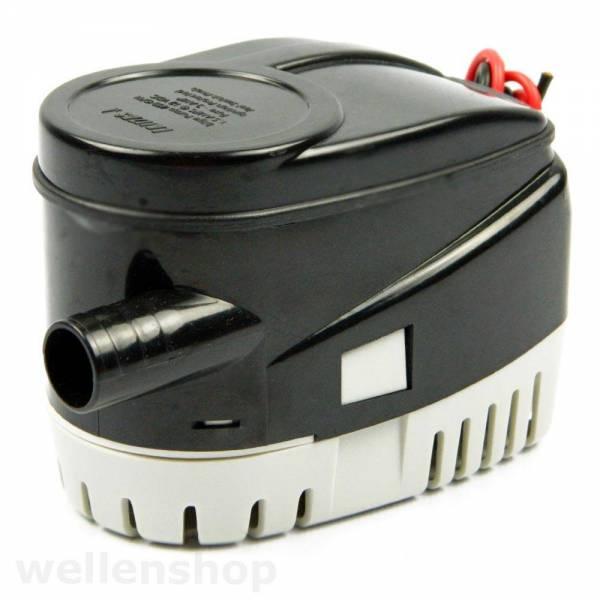 Lalizas Bilgepumpe Wasserpumpe 12V 2255 l/h bild 1