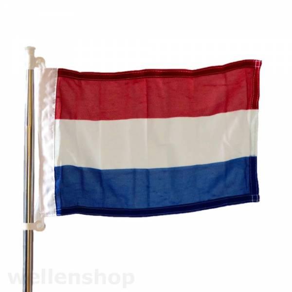 Flagge Niederlande Holland 30 x 45 cm Polyester UV-beständig Bild 1