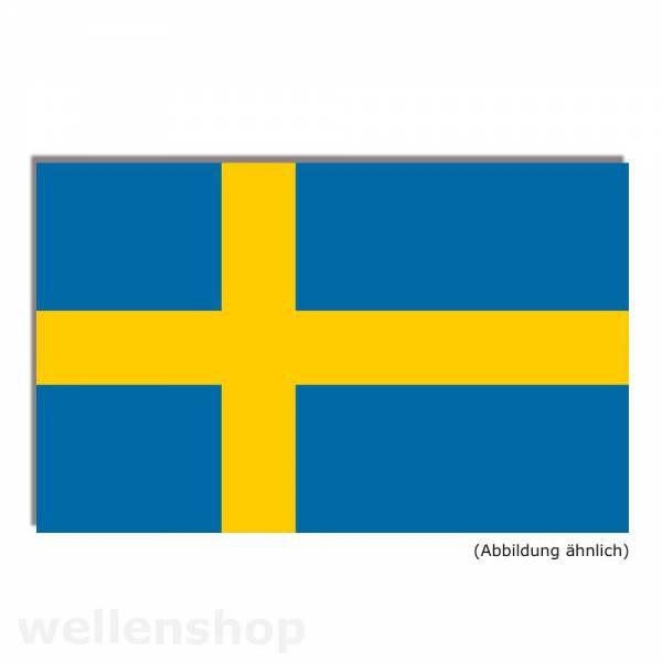Flagge Schweden 30 x 45 cm Bild 1