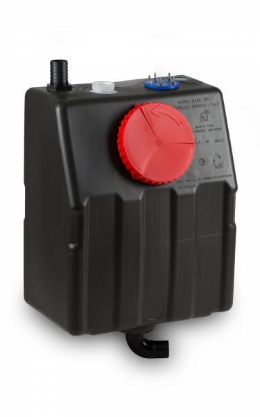 Abwassertank Zefiro 40 Liter vertikal Kunststoff schwarz Bild 1