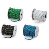 Leine 40m Polyester 8mm Ankerleine Festmacher blau grün weiß