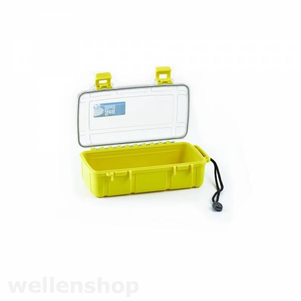 Aufbewahrungsbox gelb 132 x 100 x 40 mm Bild 1