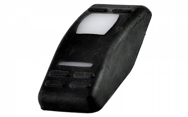 12 V LED Kippschalter Bedienpanel ohne Aufdruck Bild 1