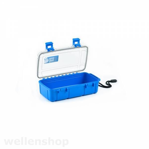 Aufbewahrungsbox blau 132 x 100 x 40 mm Bild 1