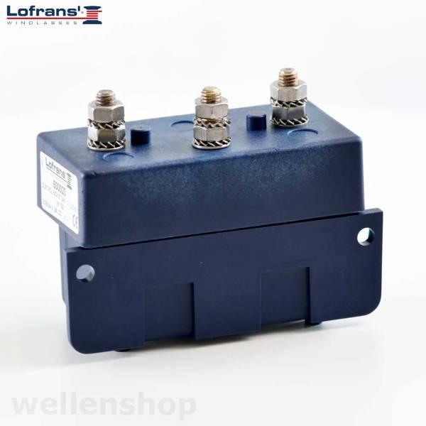 Lofrans Relaisbox Control Box 24 V 1700 - 2300 W Steuerung Ankerwinde Bild 6