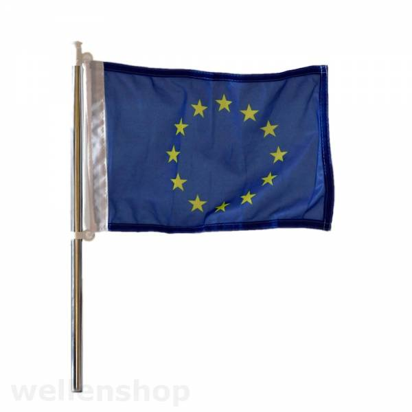 Flagge Europa / EU 30 x 45 cm Polyester UV-beständig Bild 1