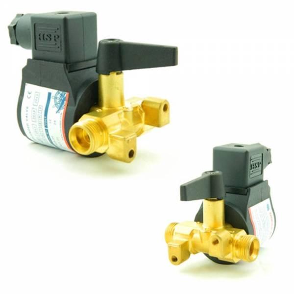 Benzinhahn Kraftstoffhahn 12 Volt 100 - max. 200 L / min Bild 1