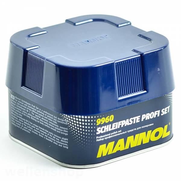 MANNOL Schleifpaste Polierpaste 9960 400g