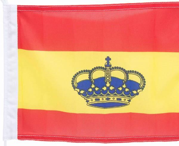 Flagge Spanien 20 x 30 cm Polyester UV-beständig Bild 1