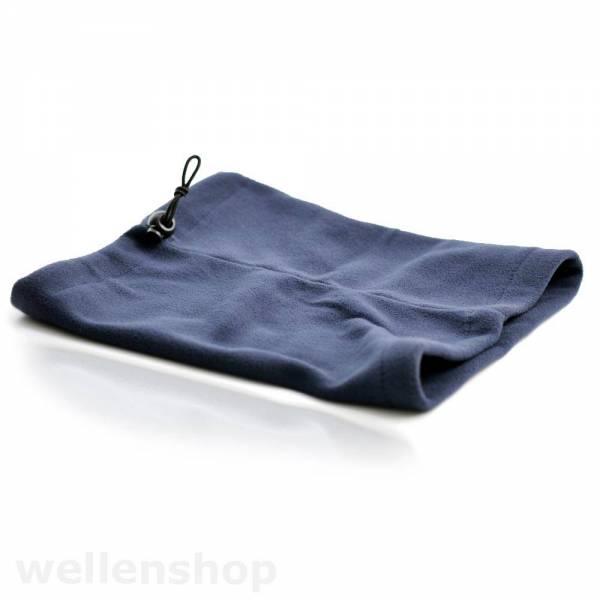 Fleece Schal navyblau Bild 1