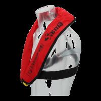Lalizas Rettungsweste Sigma 170N manuelle automatik automatisch Auslösung rot ab 40kg aufblasbar kajak