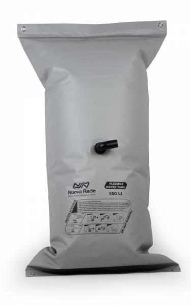 Wassertank flexibel 120L grau 1