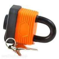Vorhängeschloss Bügelschloss 30mm mit Schlüssel