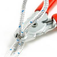 Krampenzange Presszange Krimpzange für 3 - 10 mm Krampen Leinenclips