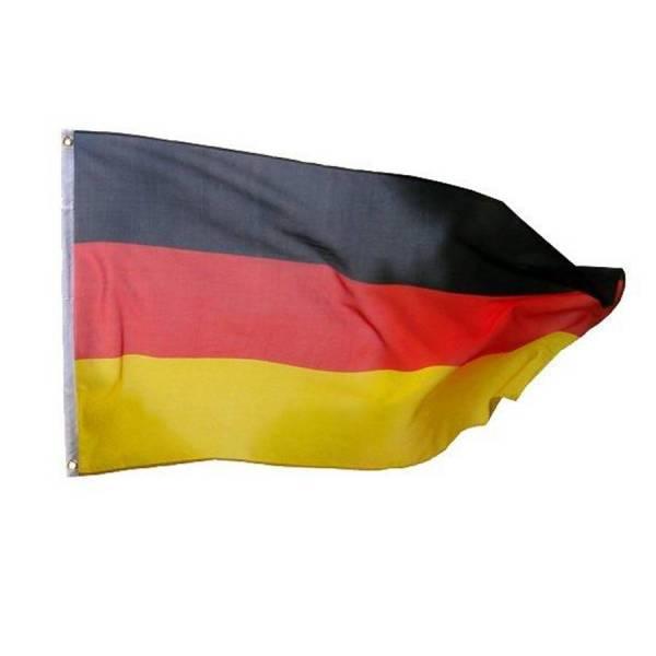Deutschlandflagge 400 x 650 mm