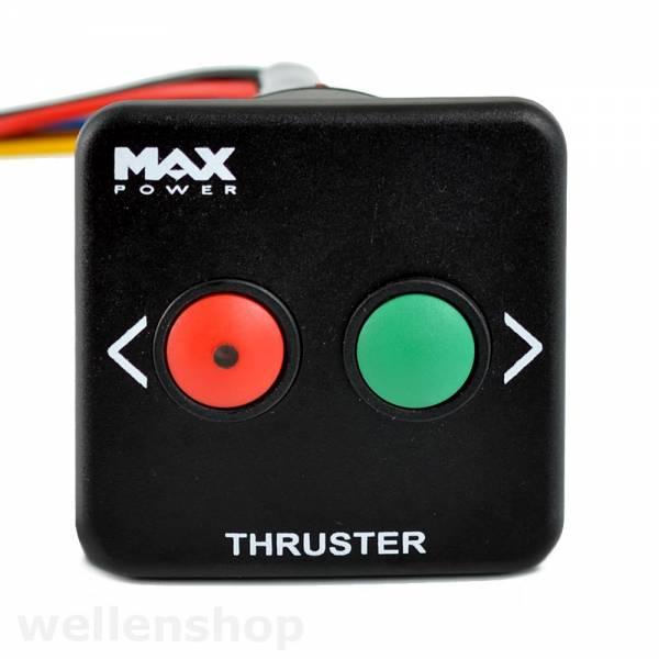 Max Power Bedienpanel Drucktaster für Bugstrahlruder Bild 1