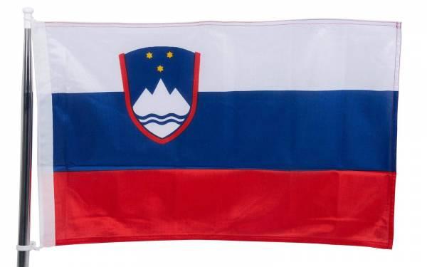 Flagge Slowenien Bild 1