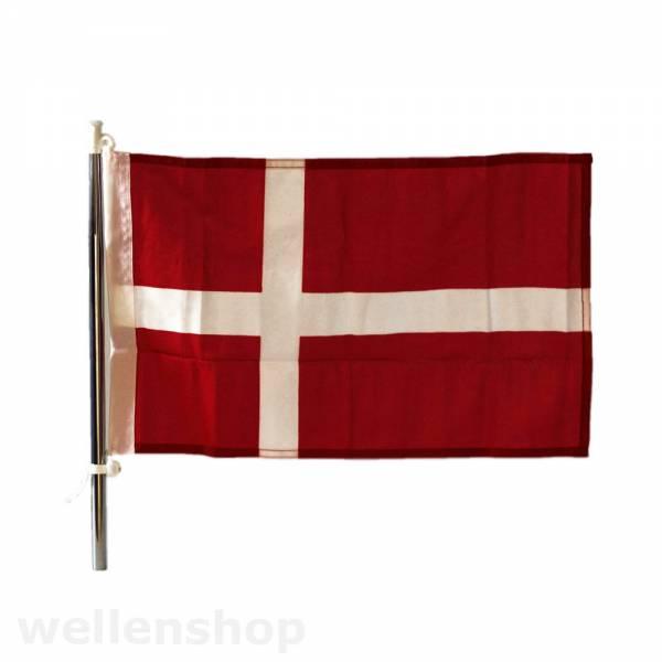 Flagge Dänemark 50 x 75 cm Polyester UV-beständig Bild 1