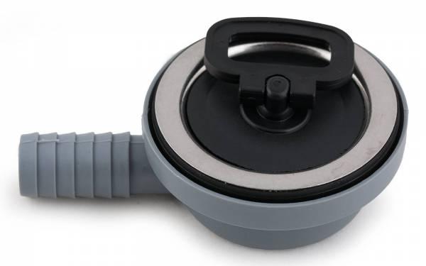 Ablaufgarnitur für Schlauchdurchmesser 20mm bild1