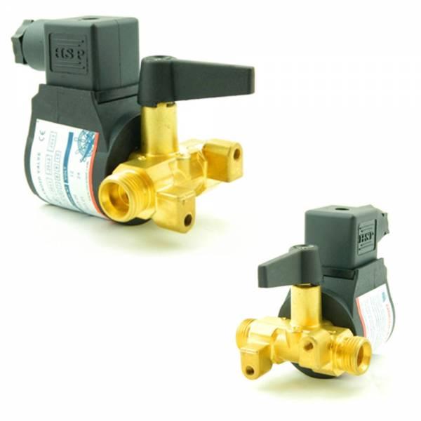 Benzinhahn Kraftstoffhahn 24 Volt 100 - max. 200 L / min Bild 1