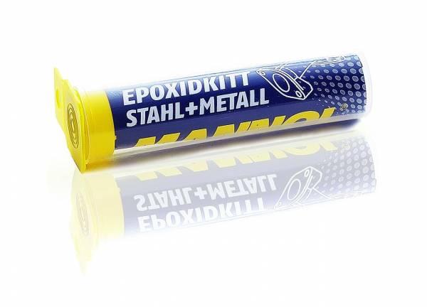 MANNOL Epoxidkitt Stahl+Metall 9928 56g