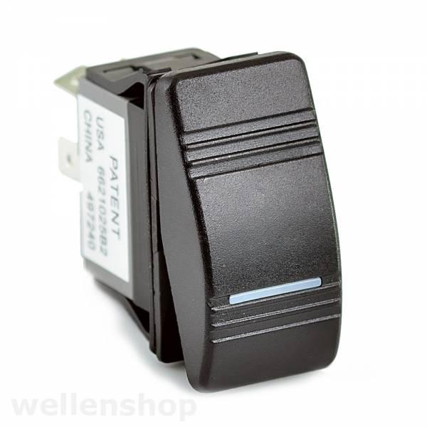 LED Kippschalter ON-OFF 12 Volt, 25 A Bild 1