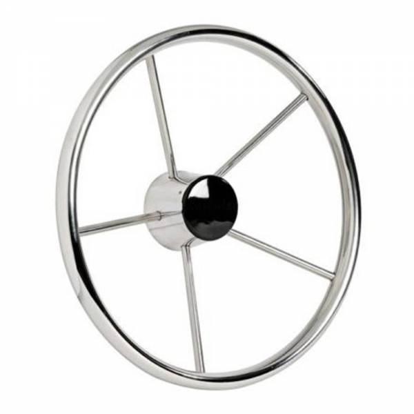 Steuerrad 5 Speichen Durchmesser 380 mm Bild 1