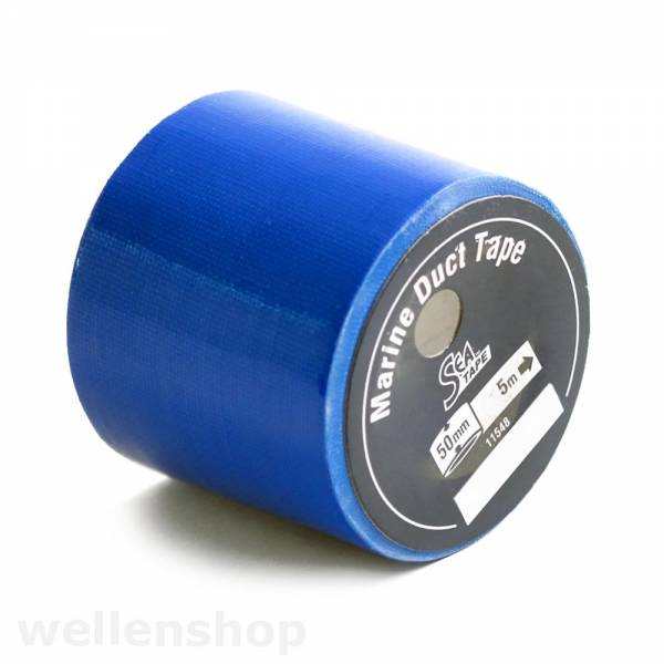 Marine Gewebeband Blau 50 mm x 5 m Bild 1