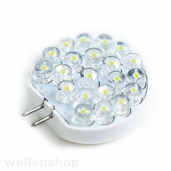 12V 21 LED Leuchtmittel G4