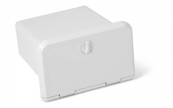 Aufbewahrungsbox Ablagefach Konsole mit Klappe 165 x 285 mm Bild 1