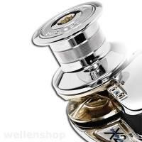 Lofrans X2 Ankerwinde vertikal Aluminium Ø 8mm Kette mit Spill 700 W 12 V