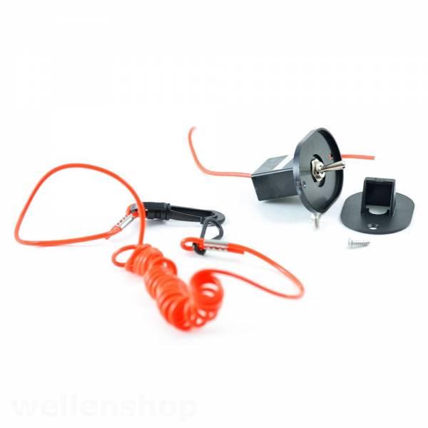 Motor-Notstoppschalter mit Reißleine Bild 1