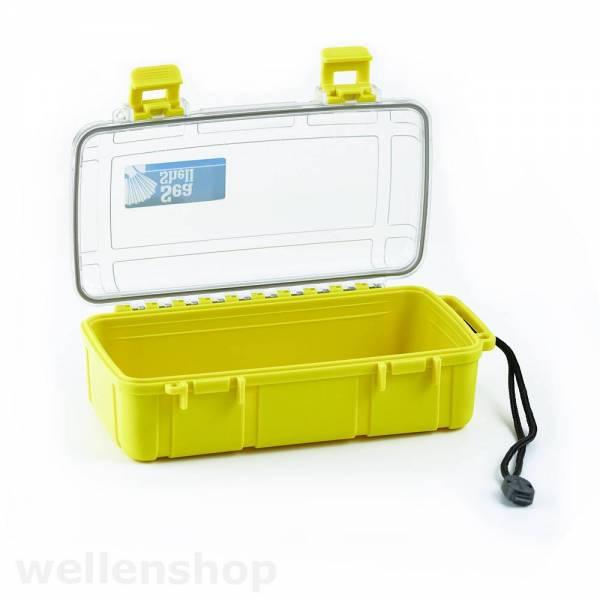 Aufbewahrungsbox gelb 224 x 130 x 70 mm Bild 1