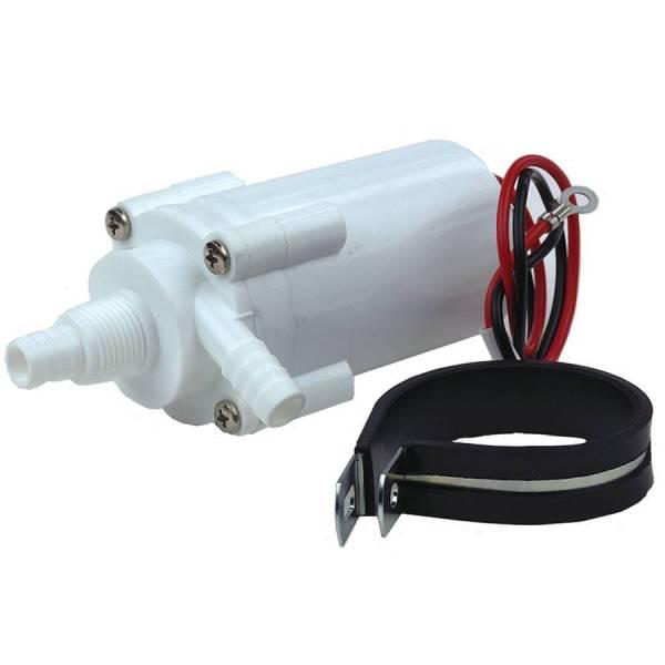 Druckwasserpumpe 378 l/h 12 V 1,5A inkl. Befestigungsschelle bild 1