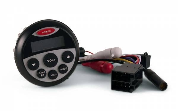 Marine-Radio MP3 Player Boot Wasserdicht Rund USB AUX Bluetooth Bild 3