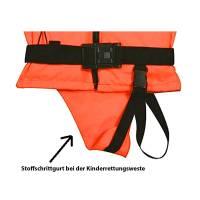 Kinder Feststoff-Rettungsweste 3 - 20 kg Ohnmachtssicher Kinderweste Schwimmweste Schwimmhilfe