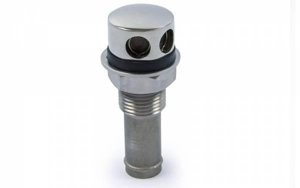 Tankentlüfter für 16 mm Schlauchanschluss Edelstahl Bild 1